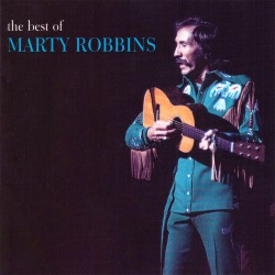 Marty Robbins - The Best Of Marty Robbins - CD