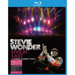 Stevie Wonder - Live At Last - Blu-ray