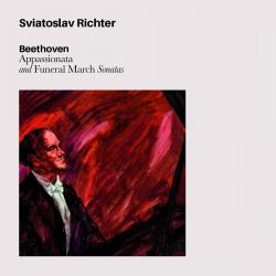 Sviatoslav Richter - Beethoven Appasionata & Funeral March Sonatas - CD