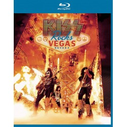 Kiss - Rocks Vegas - Live At The Hard Rock Hotel - Blu-ray