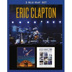 Eric Clapton - Slowhand At 70 - Live At The Royal Albert Hall / Planes, Trains And Eric - 2 Blu-ray
