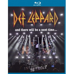 Def Leppard - And There Will Be A Next Time - Live from Detroit - Blu-ray