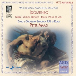 Wolfgang Amadeus Mozart - Idomeneo - 2CD