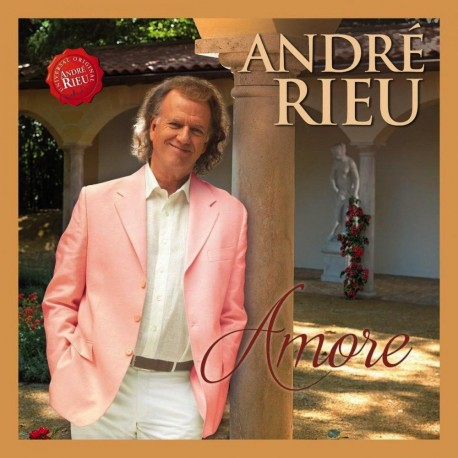 Andre Rieu - Amore - CD + DVD