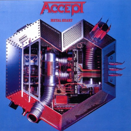 Accept - Metal Heart - CD