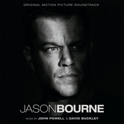 OST - Jason Bourne - 180g PVC Sleeve Insert Gatefold Coloured Vinyl 2 LP