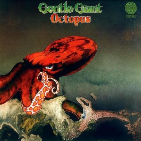 Gentle Giant - Octopus - CD