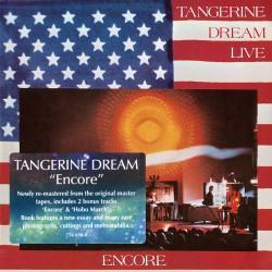 Tangerine Dream - Encore (Remastered + Bonus /2019) - CD