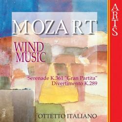 Wolfgang Amadeus Mozart - Wind Music vol.3 - CD