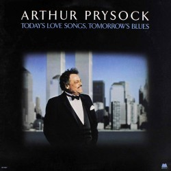 Arthur Prysock - Today's Love Songs, Tomorrow's Blues - Vinyl LP