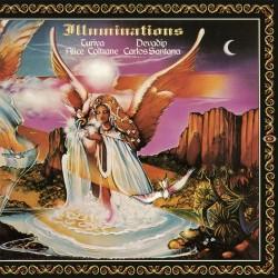 Carlos Santana / Alice Coltrane - Illuminations - 180g HQ Insert Vinyl LP