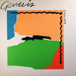 Genesis - Abacab - Vinyl LP
