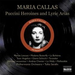 Maria Callas - Puccini Heroines - CD
