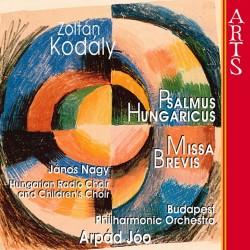 Zoltan Kodaly - Psalmus Hungaricus - CD