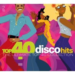 Various Artists - Top 40 - Disco Hits - CD Digipack