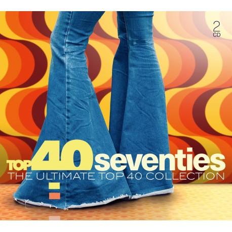 Various Artists - Top 40 - Seventies - CD Digipack