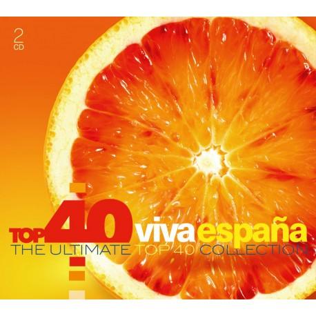 Various Artists - Top 40 - Viva Espana - CD Digipack