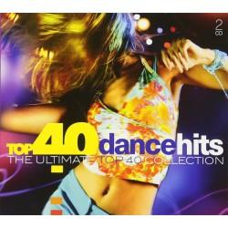 Various Artists - Top 40 Dance Hits - 2 CD Digipack