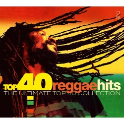 Various Artists - Top 40 Reggae Hits - 2 CD Digipack