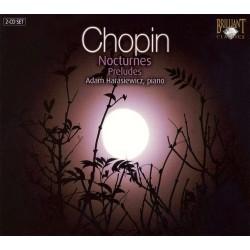 Frederic Chopin - Nocturnes, Preludes - 2 CD Digipack