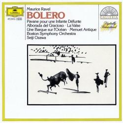 Maurice Ravel - Bolero - CD