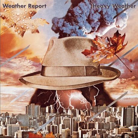 Weather Report - Heavy Weather - 180g HQ Gatefold Vinyl LP