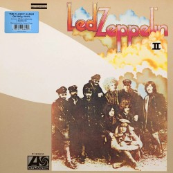 Led Zeppelin - II - 180g HQ Gatefold Vinyl LP
