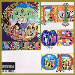 King Crimson - Lizard - 200g HQ Gatefold Vinyl LP