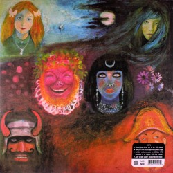 King Crimson - In The Wake Of Poseidon - 200g HQ Gatefold Vinyl LP
