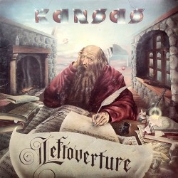 Kansas - Leftoverture - 180g HQ Gatefold Vinyl LP