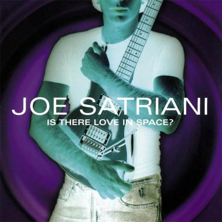Joe Satriani - Is There Love In Space - 180g HQ Gatefold Vinyl 2 LP