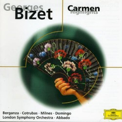 Georges Bizet - Carmen, Highlights - CD