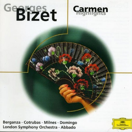 Georges Bizet - Carmen, Highlights - CD