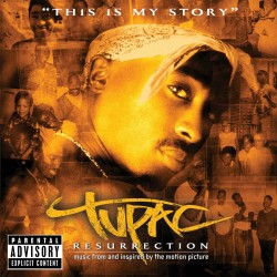 2Pac - Resurrection - CD