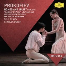 Serghei Prokofiev - Romeo & Juliet - Highlights - CD