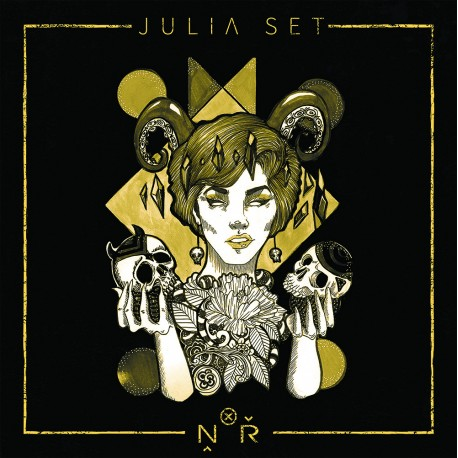 N.O.R. – Julia Set – Vinyl LP