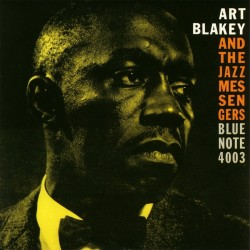 Art Blakey & Jazz Messen - Moanin - CD