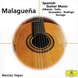 Narciso Yepes - Malaguena - Spanish Guitar Music - CD