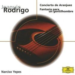 Narciso Yepes - Joaquín Rodrigo - Concierto De Aranjuez - CD