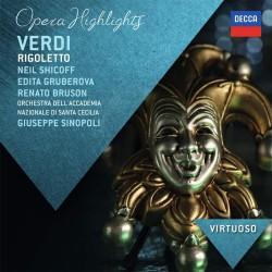 Giuseppe Verdi - Rigoletto - Highlights - CD