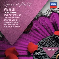 Giuseppe Verdi - La Traviata - Highlights - CD