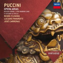 Giaccomo Puccini - Opera Arias - CD