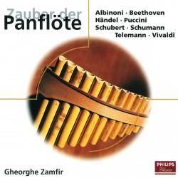 Gheorghe Zamfir - Zauber Der Panflote - Albinoni / Beethoven / Handel - CD