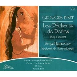 Georges Bizet - Les Pecheurs De Perles - 2 CD