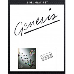 Genesis - Sum Of The Parts / Three Sides Live - 2 Blu-ray