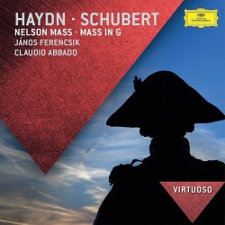 Franz Joseph Haydn / Franz Schubert - Nelson Mass / Mass In G - CD