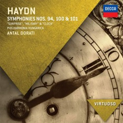 Franz Joseph Haydn - Symphonies No.94, 100 & 10 - CD