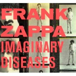 Frank Zappa - Imaginary Diseases - CD Digipack