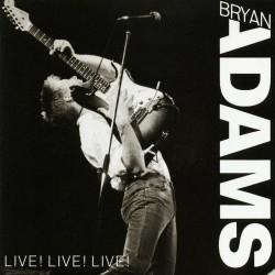 Bryan Adams - Live! Live! Live! - CD