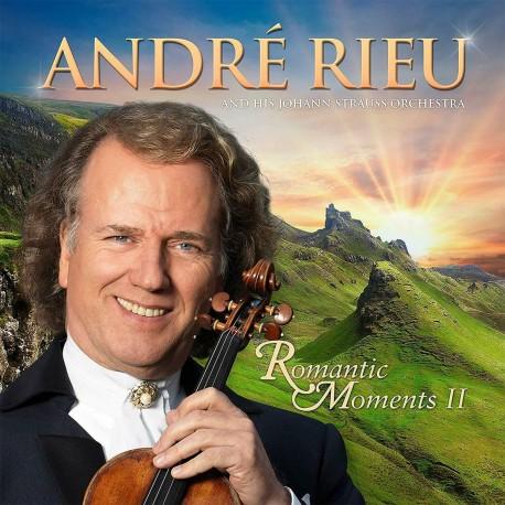 Andre Rieu - Romantic Moments II - CD + DVD